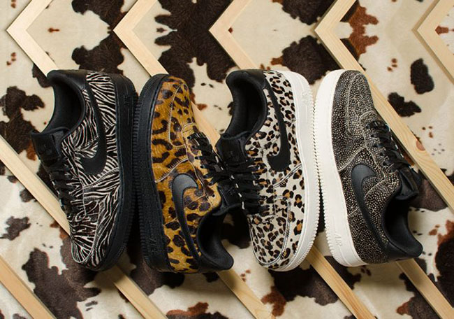 hot sale online outlet available Nike Air Force 1 Low Animal Print Pack | SneakerFiles