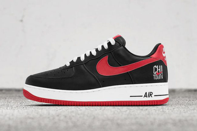 Nike Air Force 1 Low Chicago Release Date