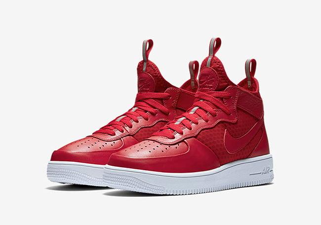 Nike Air Force 1 UltraForce 1 Mid Release Date