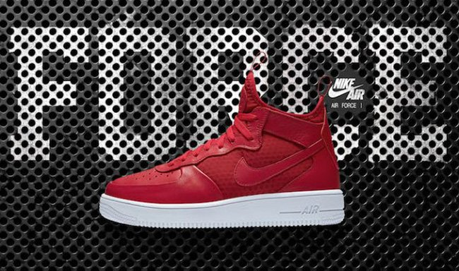 Nike Air Force 1 UltraForce Mid Release Date | SneakerFiles