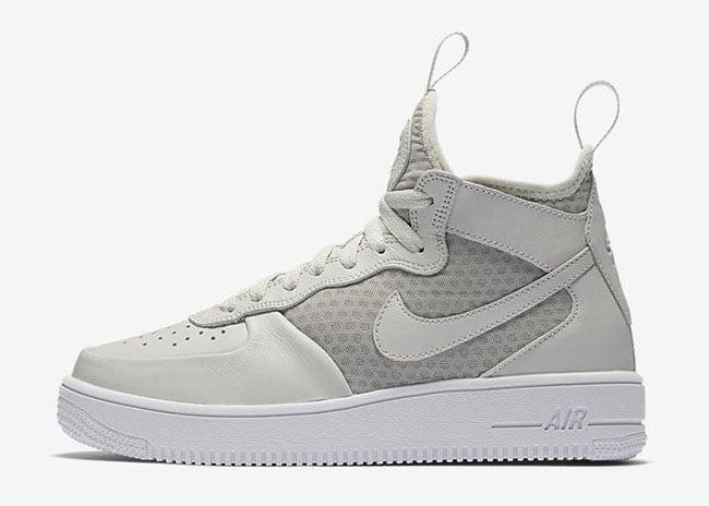 Nike Air Force 1 UltraForce Mid Light Bone