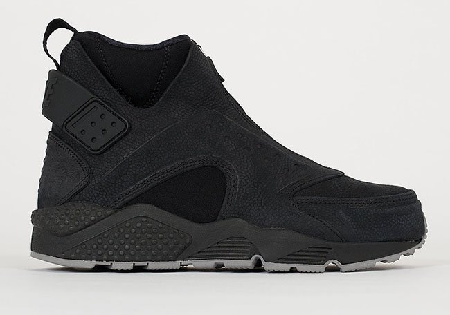 Nike Air Huarache Run Mid Black Dust