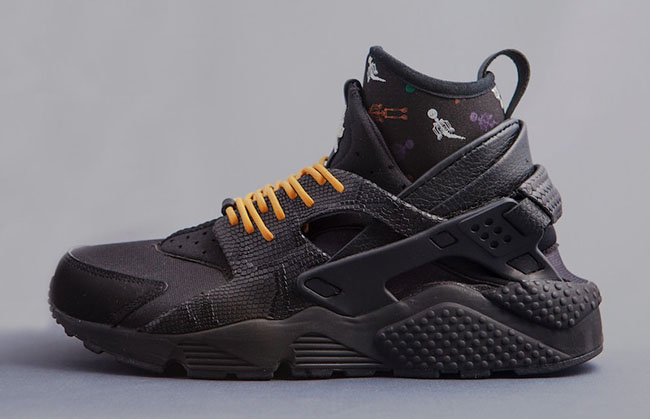 Nike Air Huarache Day of the Dead