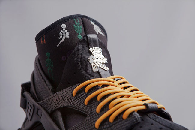 Nike Air Huarache Day of the Dead
