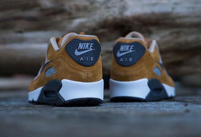 Nike Air Max 90 Premium Desert Ochre