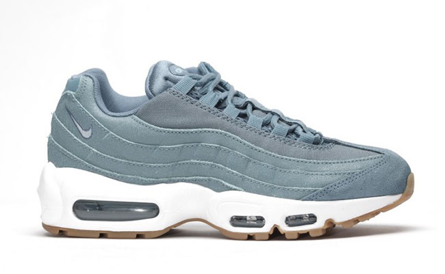 b8da448f6648bf Nike Air Max 95 Smokey Blue Pink Oxford