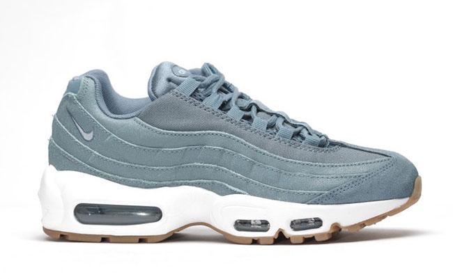 Nike Air Max 95 Smokey Blue Pink Oxford | SneakerFiles