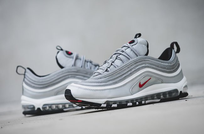 save off f438e 5c3dd Nike Air Max 97 OG Silver Bullet 2017 Release Date | SneakerFiles
