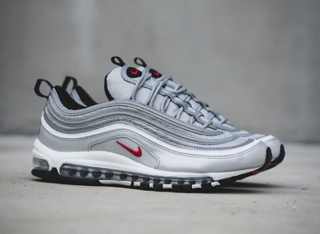 watch 74e25 e7c6d Nike Air Max 97 OG Silver Bullet 2017