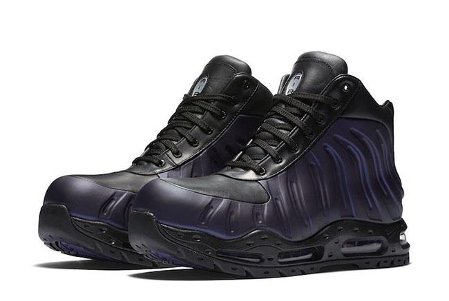 Nike Air Max Foamdome Eggplant Varsity Purple