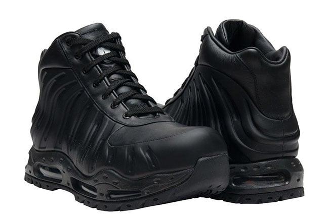 Nike Air Max Foamdome Triple Black