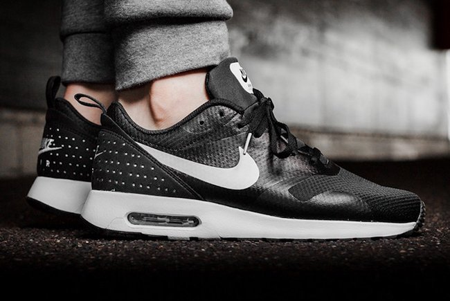 7a5ddca549 Nike Air Max Tavas 'Black White' via Brian Betschart