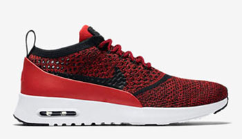 Nike Air Max Thea Flyknit WMNS University Red