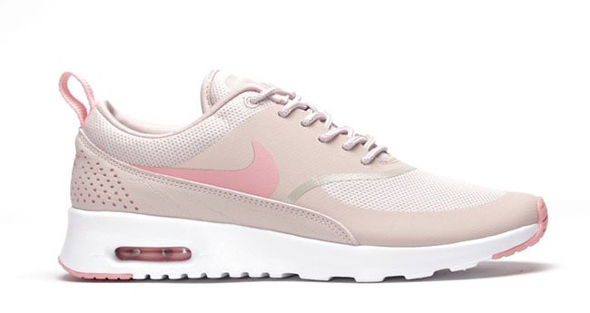 nike air max thea pink oxford 599409 610 sneakerfiles. Black Bedroom Furniture Sets. Home Design Ideas