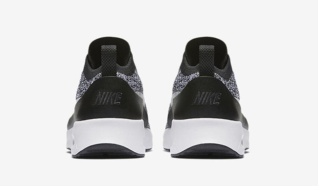 Nike Air Max Thea Ultra Flyknit Oreo Black White