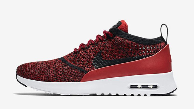 Nike Air Max Thea Ultra Flyknit University Red