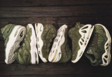 Nike Air Max Uptempo Urban Haze Collection