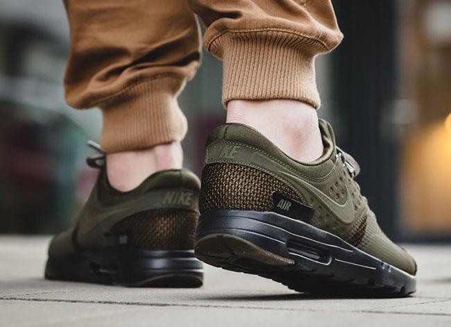Nike Air Max Zero Premium Dark Loden | SneakerFiles