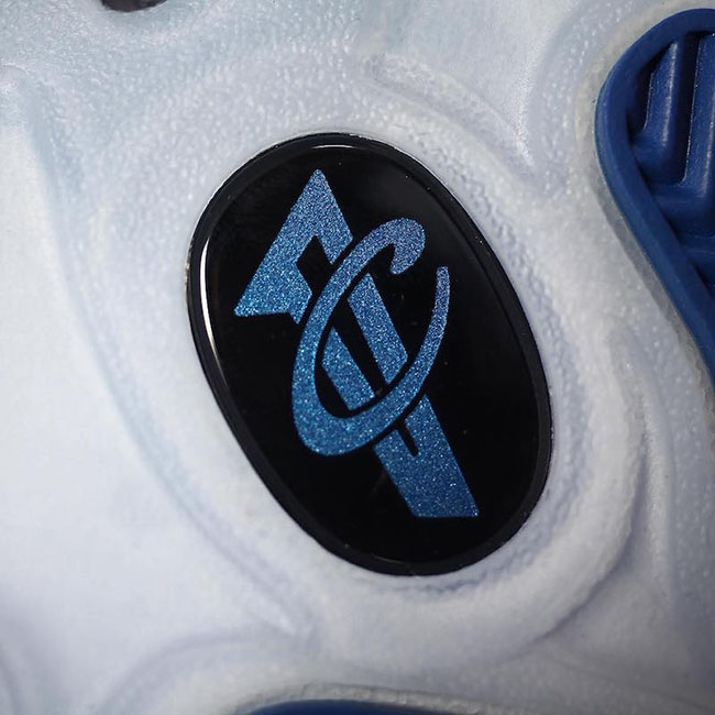 Nike Air Penny 4 Black Blue 2017