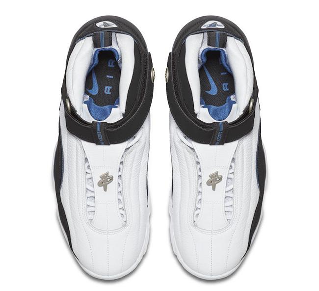 Nike Air Penny 4 Orlando Magic White Blue 2017