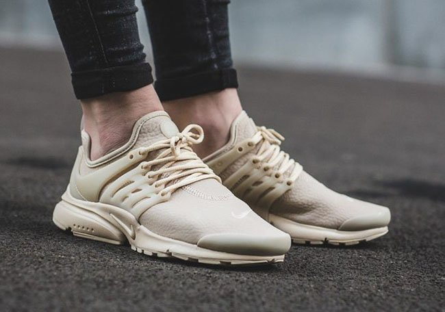 big sale 076c5 5720c Nike Air Presto Premium Oatmeal