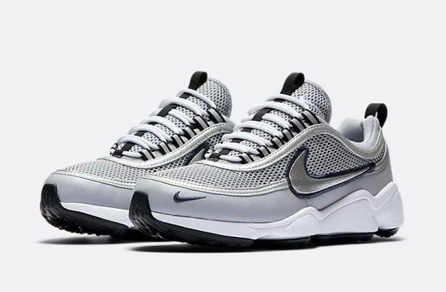 newest 86e14 82a86 Nike Air Zoom Spiridon Wolf Grey 905221-001 | SneakerFiles