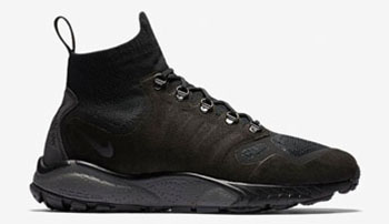 Nike Air Zoom Talaria Mid Flyknit Black