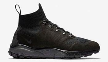 Nike Air Zoom Talaria Mid Flyknit Black