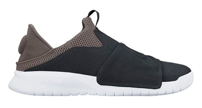 Nike Benassi SLP Black Dark Mushroom White