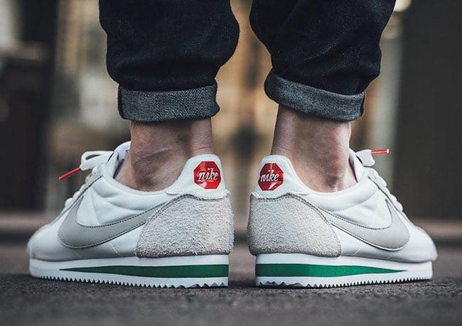 Nike Cortez Nylon Premium Pale Grey