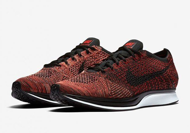 Nike Flyknit Racer University Red 2017