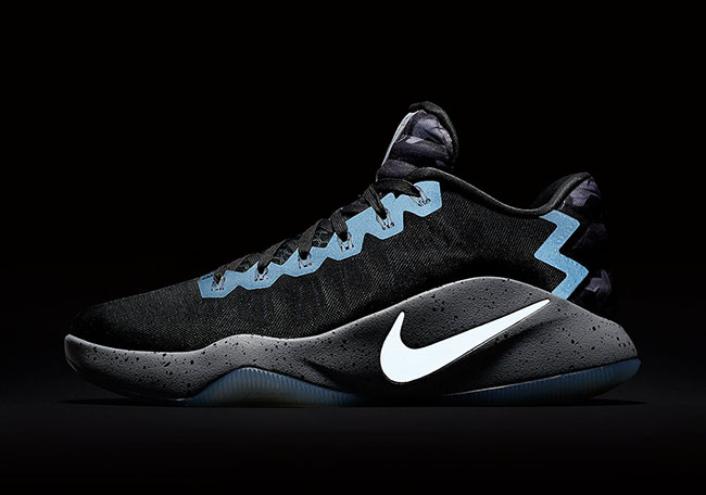 Nike Hyperdunk 2016 Low Anthracite