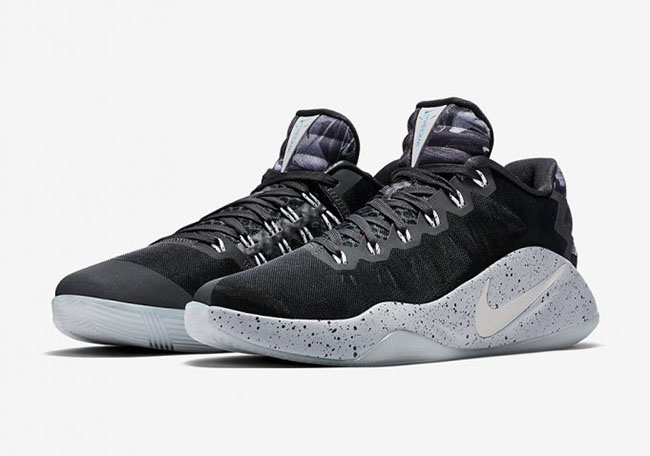sports shoes a6273 e4121 Nike Hyperdunk 2016 Low Anthracite