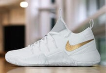 Nike Hypershift White Gold Christmas 2016 PE