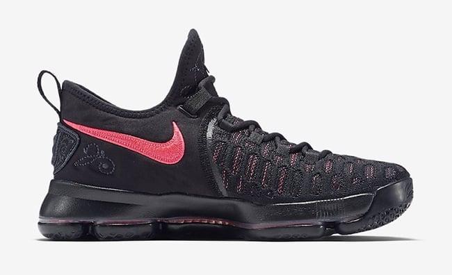 Nike KD 9 Aunt Pearl