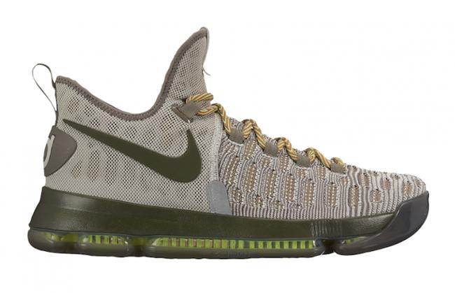Nike KD 9 Cargo Green Release Date