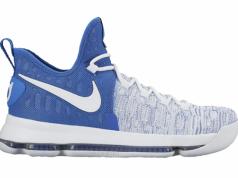 Nike KD 9 Home II White Blue Release Date