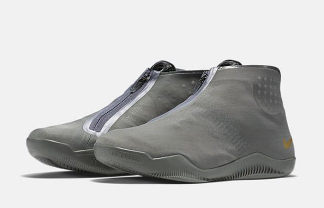 Nike Kobe 11 ALT Tumbled Grey Release