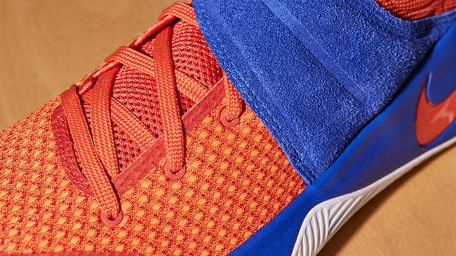 Nike Kyrie 2 Cavs Orange Blue