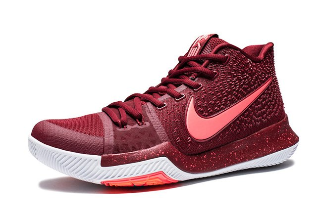 a1e8274588d Nike Kyrie 3 Hot Punch Team Red Release Info