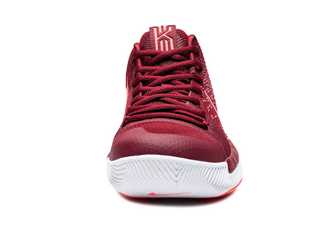 Nike Kyrie 3 Team Red Hot Punch