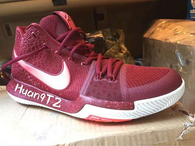 0b4957b330ac Nike Kyrie 3 Team Red