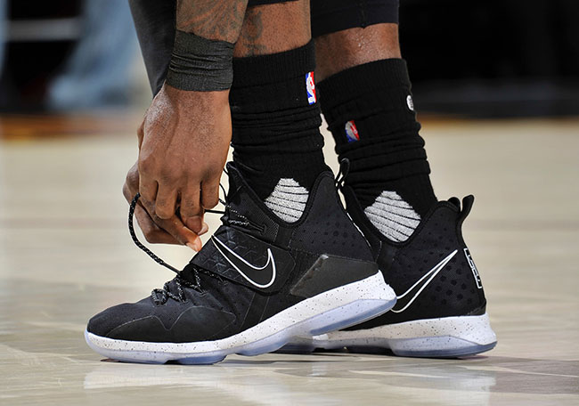 Nike LeBron 14 Black Ice Release Date