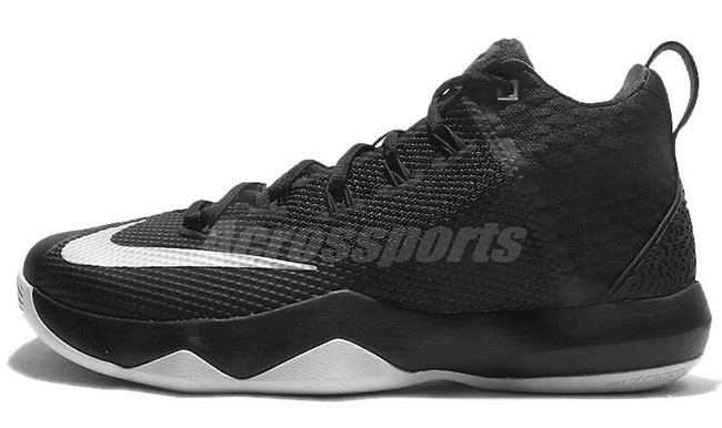 check out c5041 b4122 Nike LeBron Ambassador 9 Black