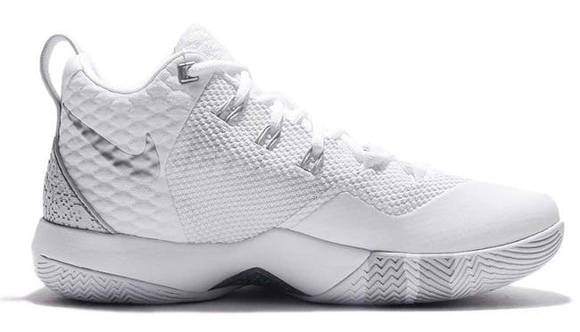 Nike LeBron Ambassador 9 White