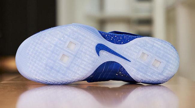 the best attitude c5d70 2c518 Nike LeBron Soldier 10 Hardwood Classics Cavs Blue Orange