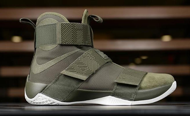 nike zoom lebron soldier 10 sfg lux