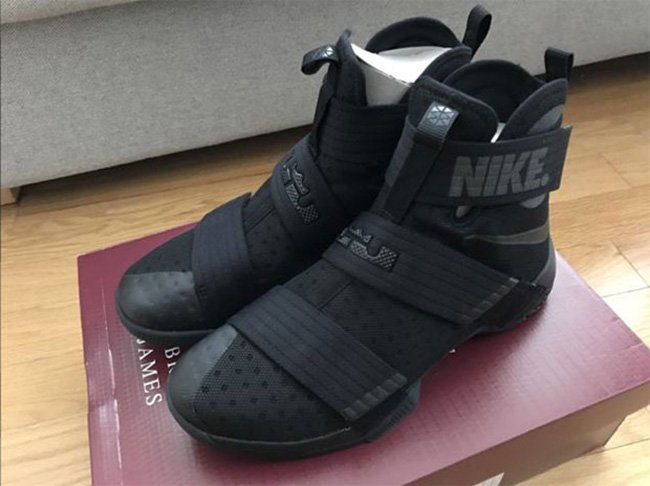 Nike LeBron Soldier 10 NYC
