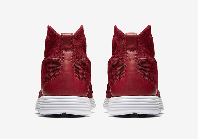 Nike Lunar Magista II Flyknit Team Red