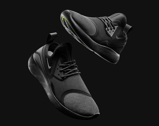 Nike LunarCharge Black